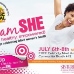 July 17, 2012: Calling All Dallas Bloggers! #iamSHE #BlogaDallas Tweet Up presented by SISTERBRATION® & Blogalicious